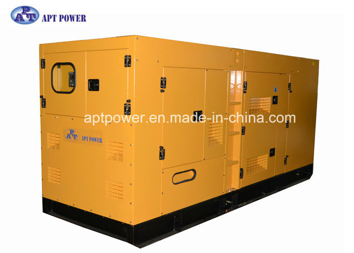 400kw Diesel Generating with China Diesel Engine Sdec