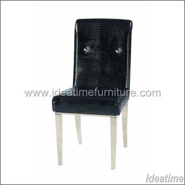 Modern Metal Dining Chair (CM-705)