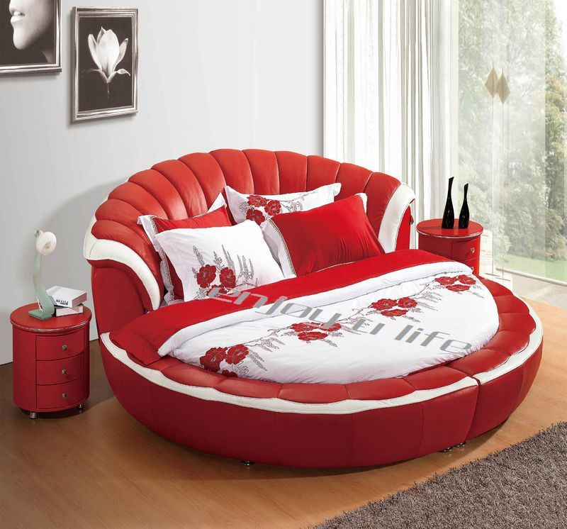 China Round Sofa Bed C103 China Round Sofa Bed Round Soft Bed