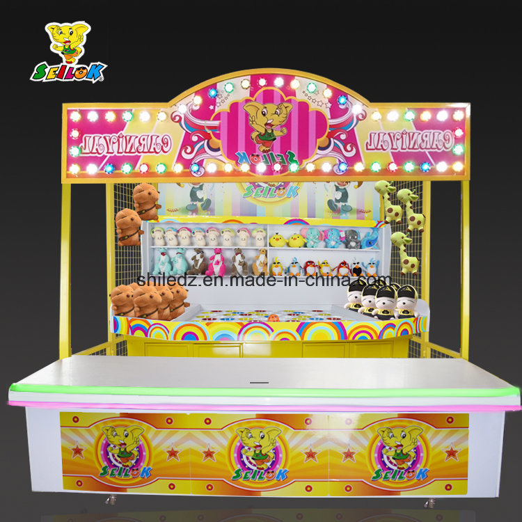 Amusement Games Carnival Booth-Ice Cream Cup