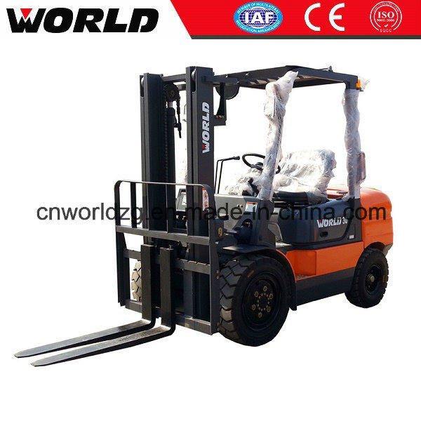 Hot Sale Truck Type 3ton to 5 Ton Diesel Forklift