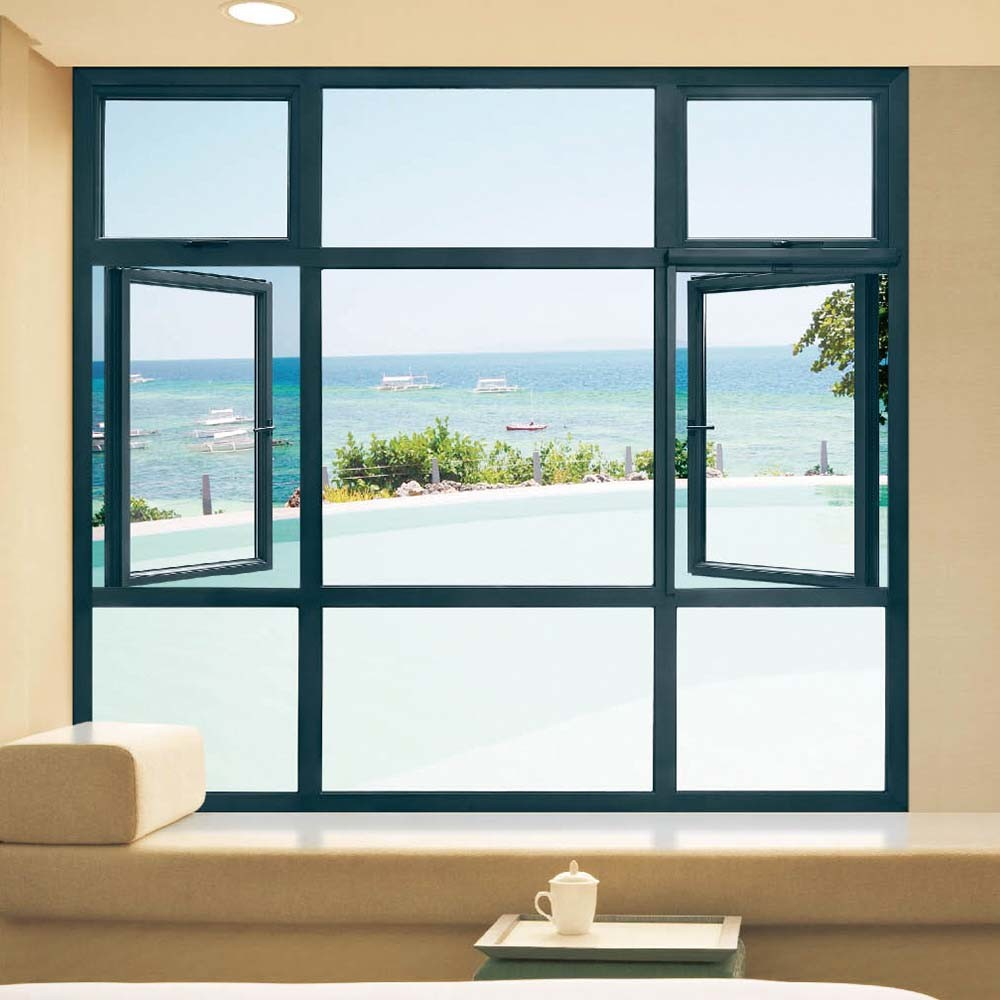 High Quality Side Hung Swing Aluminum Window