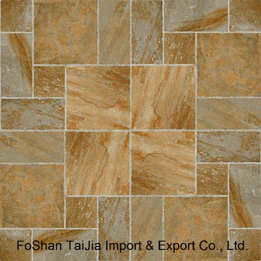 Building Material 400X400mm Rustic Porcelain Tile (TJ4805)