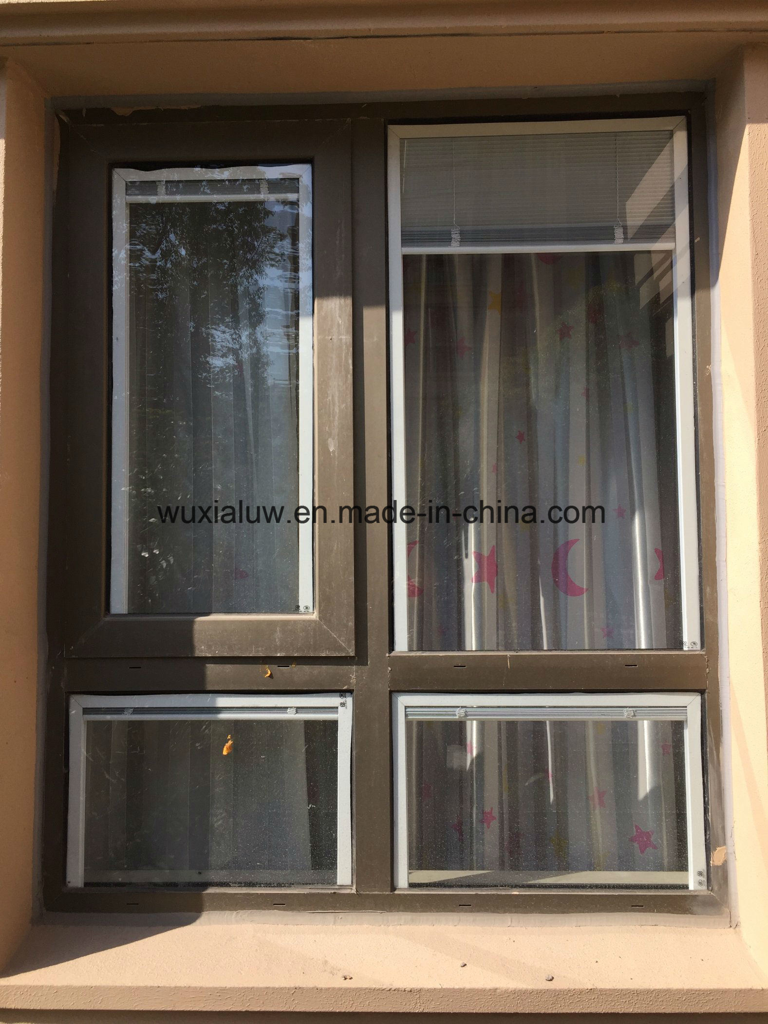 High Quality Aluminium Casement Window