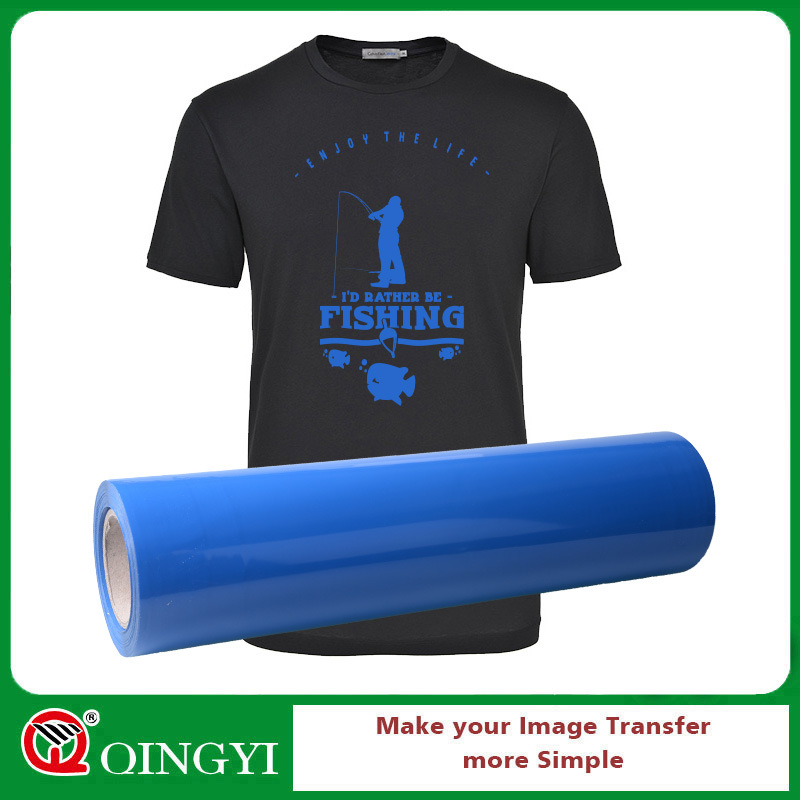 Pure Color Qingyi Heat Transfer Vinyl