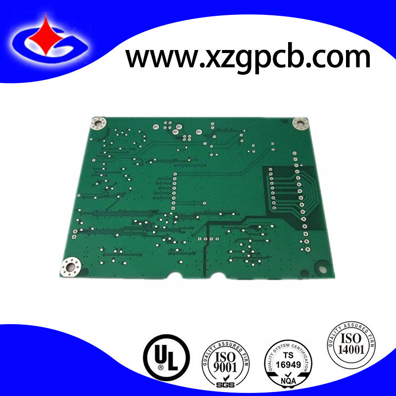 Multilayer Printed Circuit Board for Temporature Controller