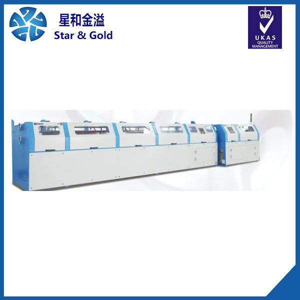 Fully Automatic Pipe Cutting Machine