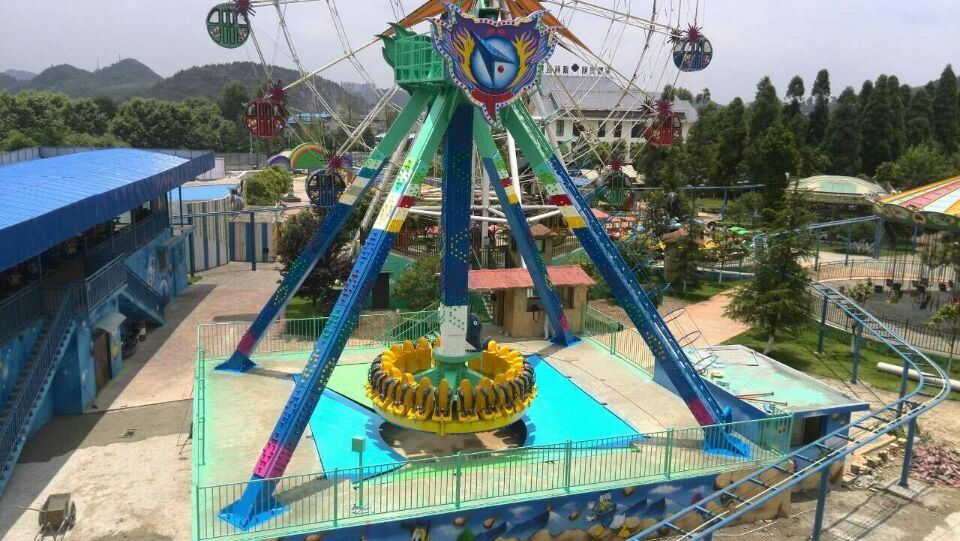 22 Seats Big Pendulum 2016 New Design Amusement Park Rides