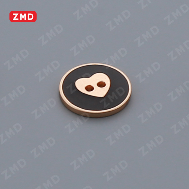 Sew Button Alloy Button Garment Accessories