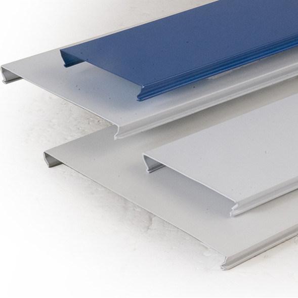 False Aluminum C Shaped Strip Ceiling with Fashion Design