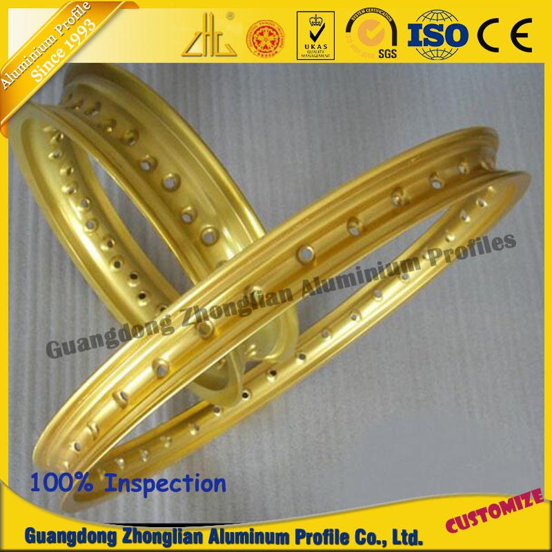 Factory Customized Aluminum Extrusion Profile CNC