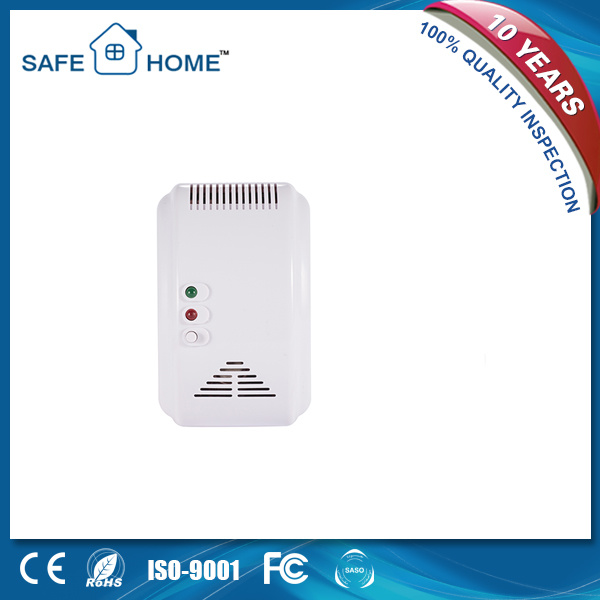 Home Usage Combined Gas and Carbon Monoxide Detector