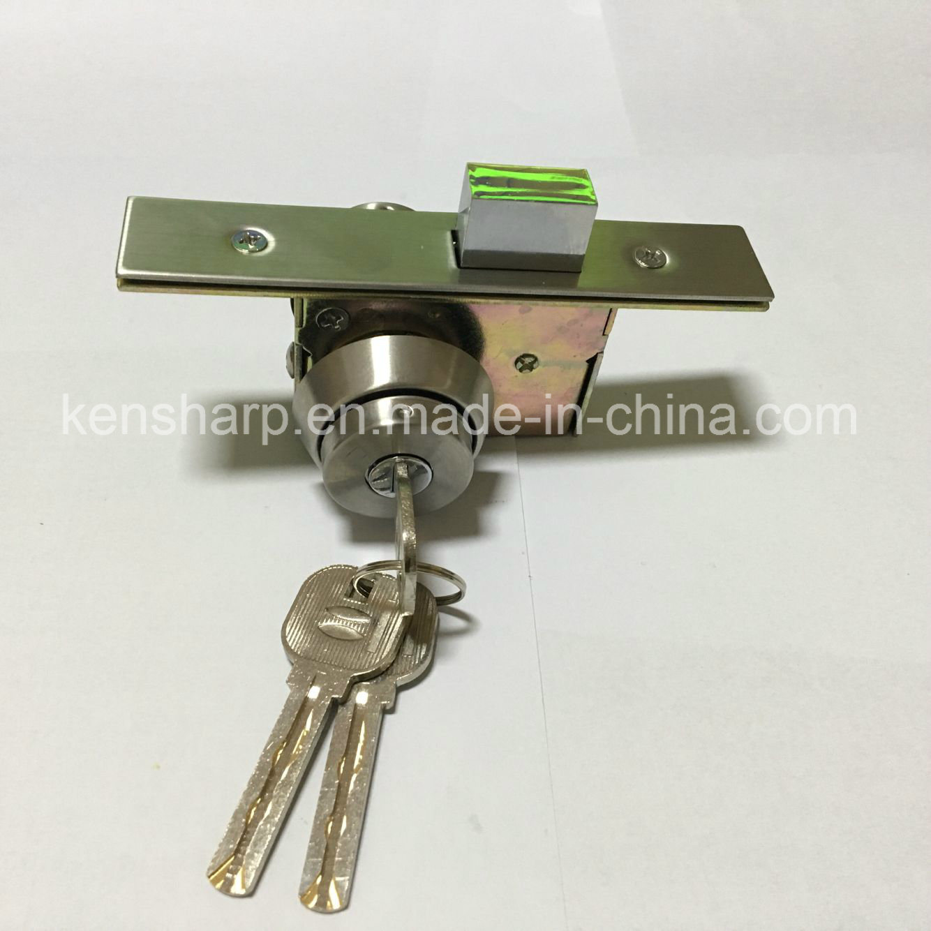301 Stainless Steel Framed Door Lock for Anti Theft Lock and Computer Key