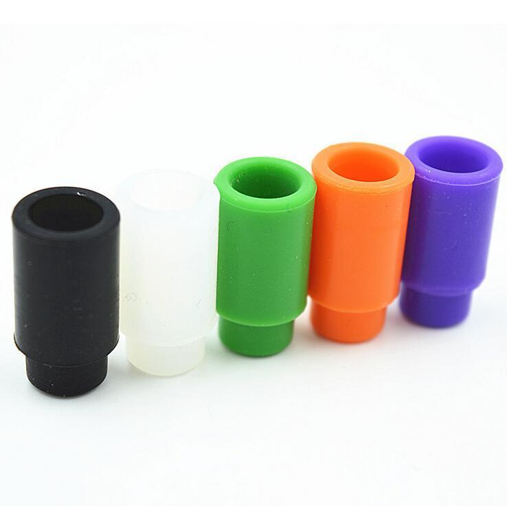 2016 Vivismoke Wholesale 510 Drip Tip Disposable Silicone Test Drip Tips E Cigarette