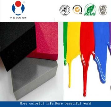PU Flexible Foam Colorants Pigment Pastes