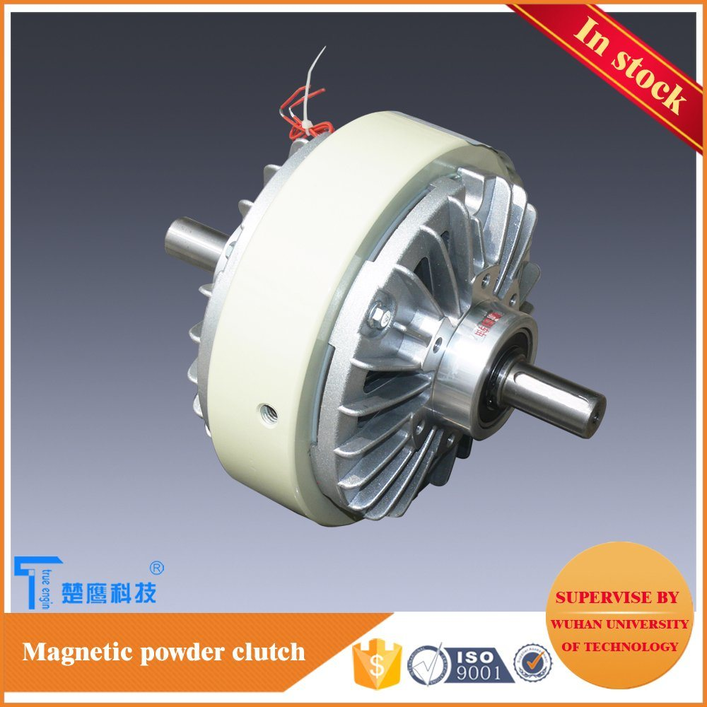 10kg True Engin Double Shafts Magnetic Powder Clutch