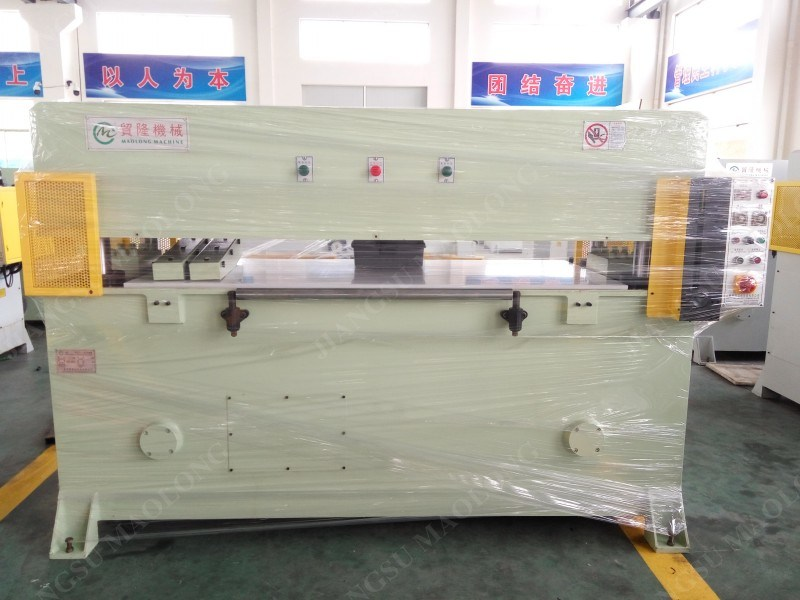 Precision Four Column Hydraulic Plane Clicker Press Machine