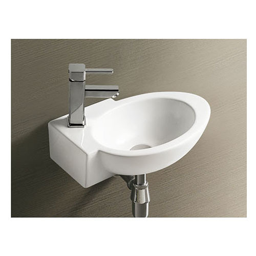 Modern Design Ceramics Wall Hung Sink for Project