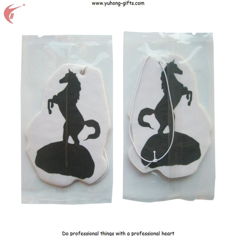 Custom Hanging Paper Air Freshener for Car (YH-AF069)