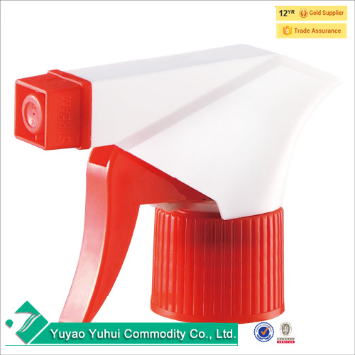 High Quality Portable Plastic Hair Salon Trigger Sprayer Bottle with Bing Section Ts-A8