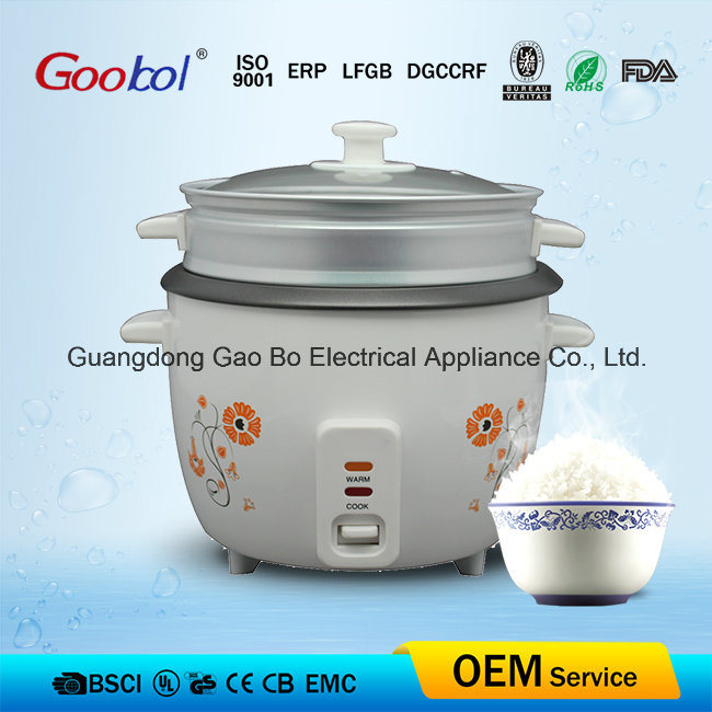 Drum 20 Years Factory Rice Cooker for Microwave