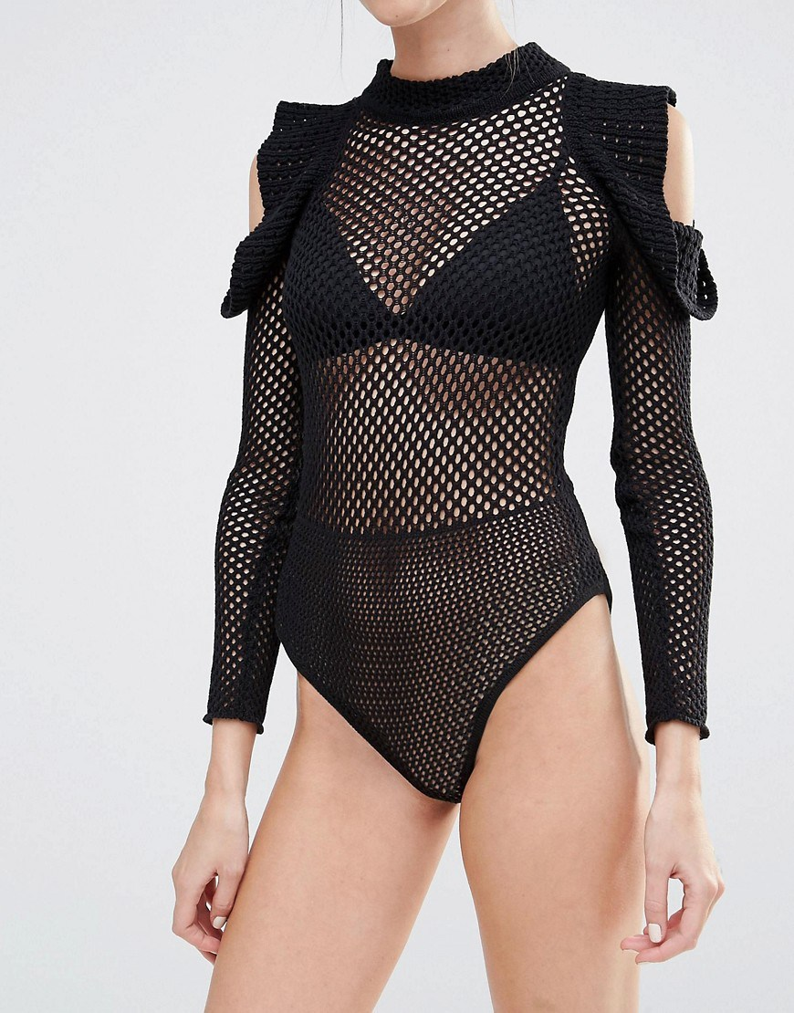 Fishnet Hollow Porous Mesh Fabric Newest Design Fashion at Low Cost Small MOQ