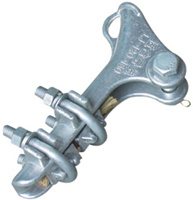 Strain Clamp for Anti-Wind Tension