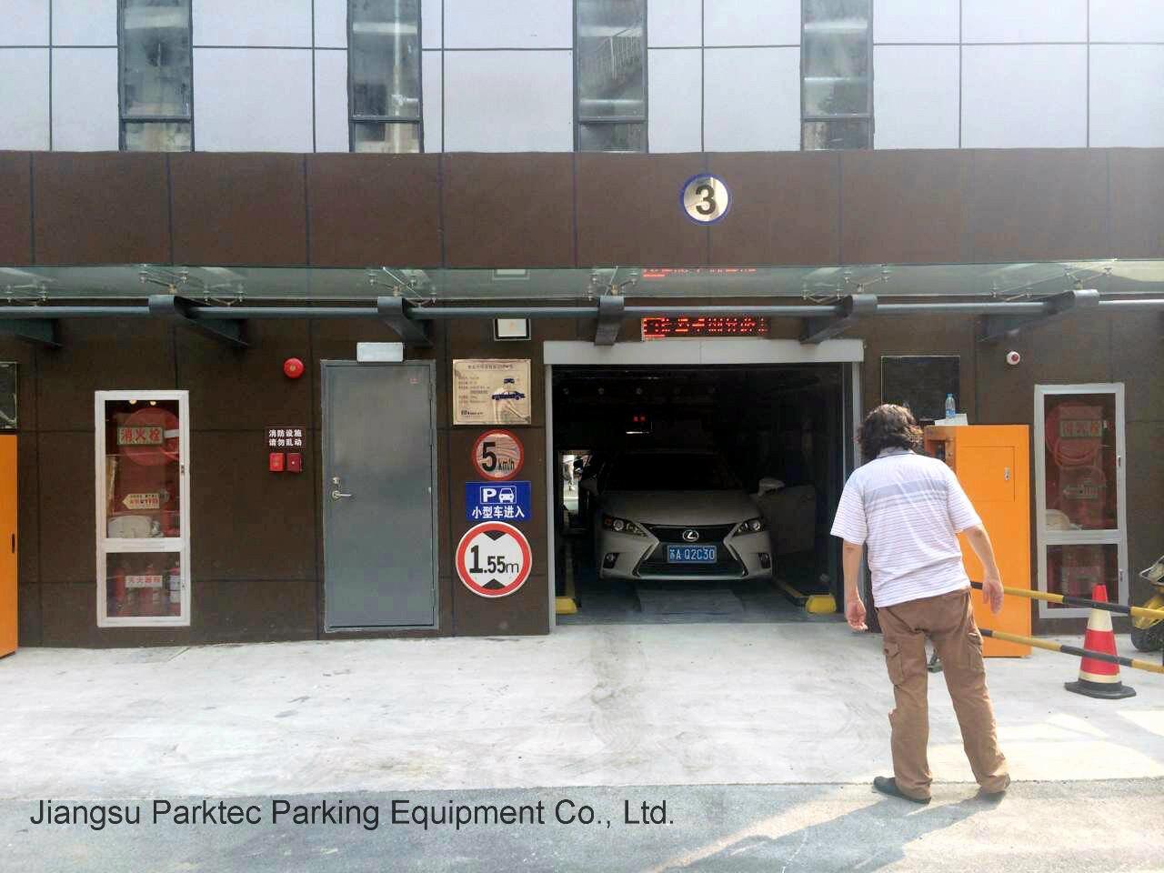 Tower Type Robotic Parking Equipment