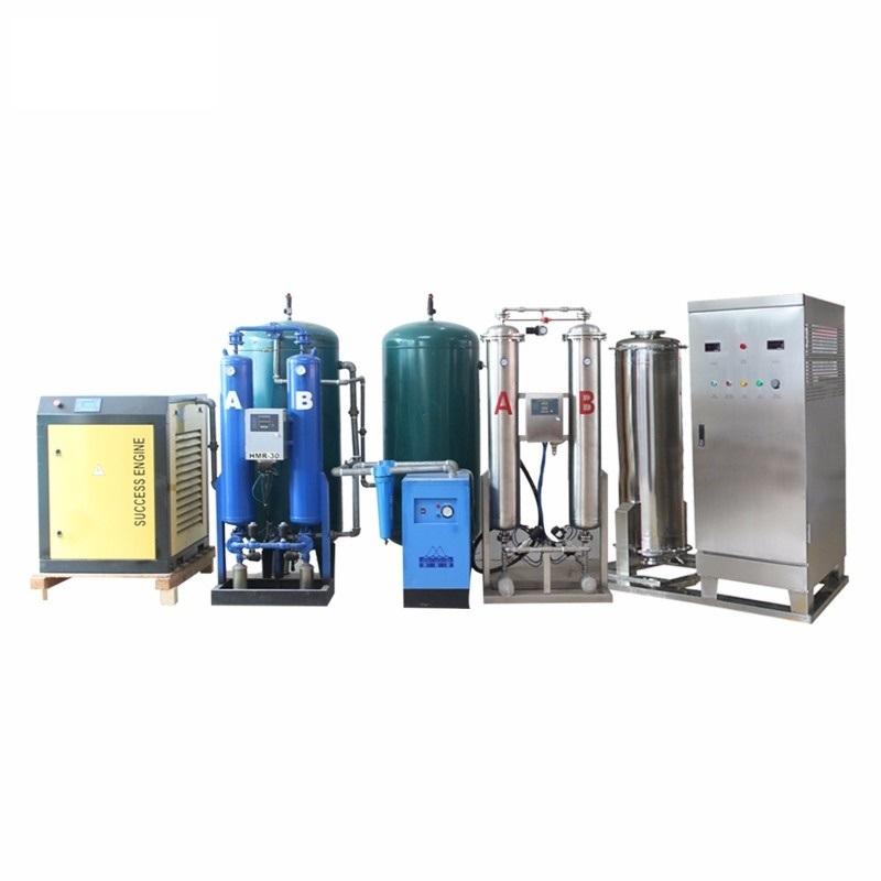 500g Industrial Wastewater Deodorization Ozone Generator Disinfector Ozonator