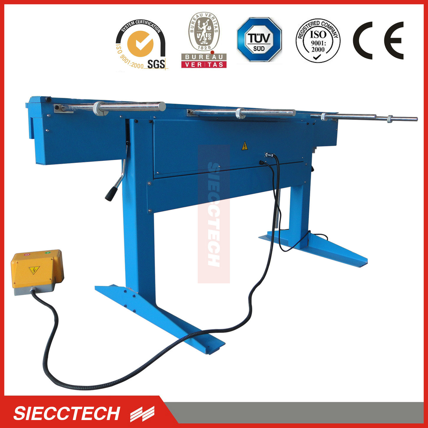 Eb2500 Electric Magnetic Bender Supplier