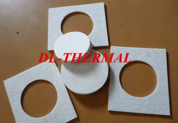 5mm High Alumina Fire Resistant Thermal Insulation Ceramic Fiber Paper