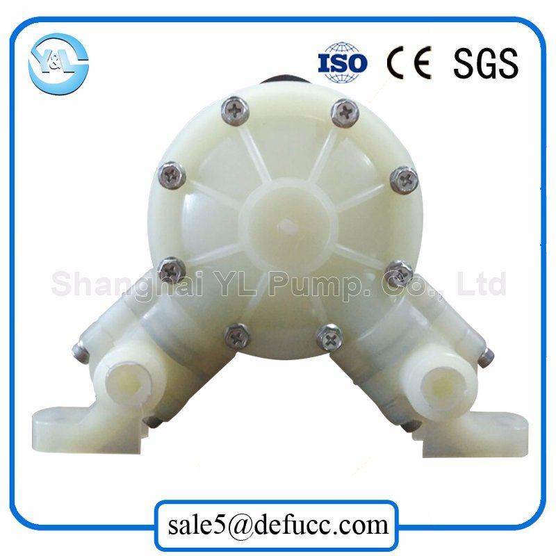 Micro Plastic Material Air Operated Diaphragm Pump