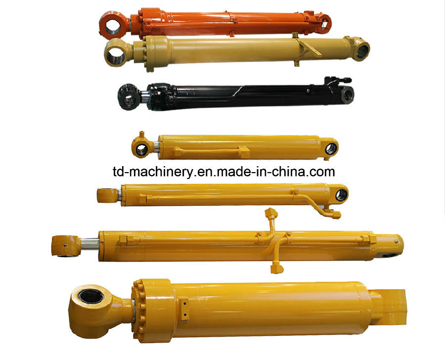 E330b Cat330ln Cat345 Cat350 E450 Caterpillar Mini Hydraulic Crawler Cylinder Excavator with Ce Certificate