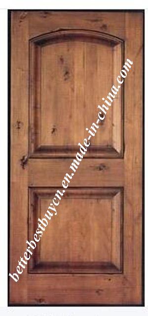 American Style Solid Wooden Door