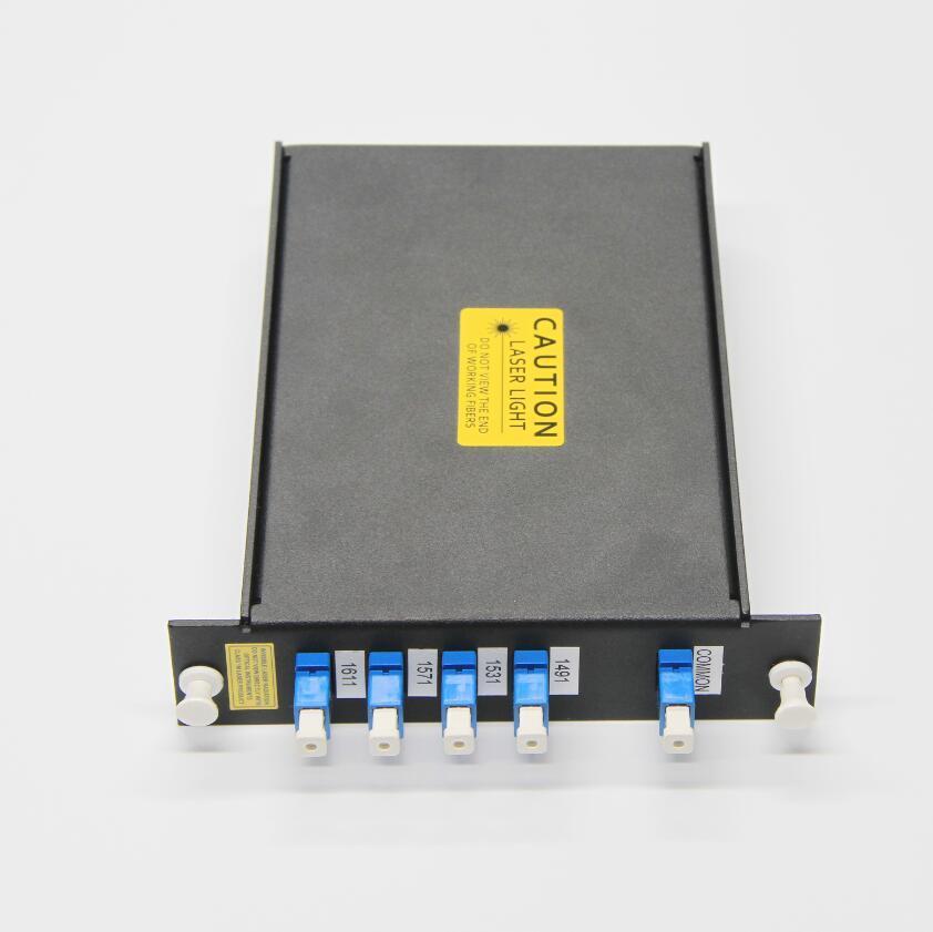 Optical Wdm CATV Mux/Demux 1CH-16CH Lgx Box CWDM