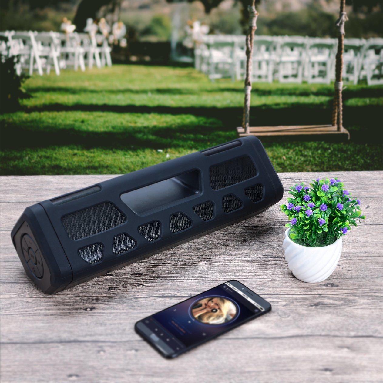 Outdoor Wireless Power Bank Big Bluetooth Speaker