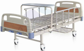 AG-Bys107 ISO Ce Approved 2 Functions Furniture of Hospital Manual Bed for Sale