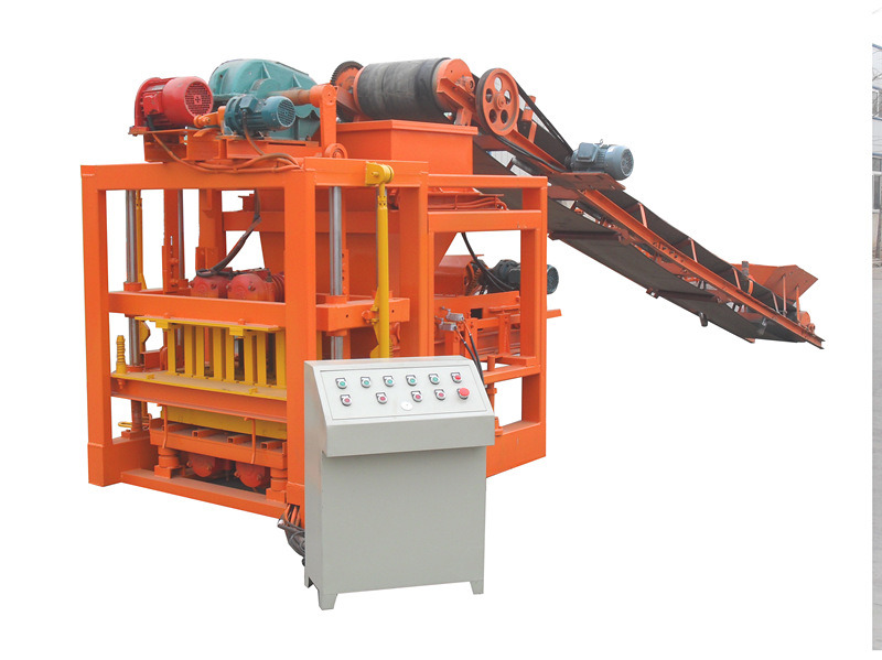 Block Making Machine (QTJ4-40) /Brick Making Machine