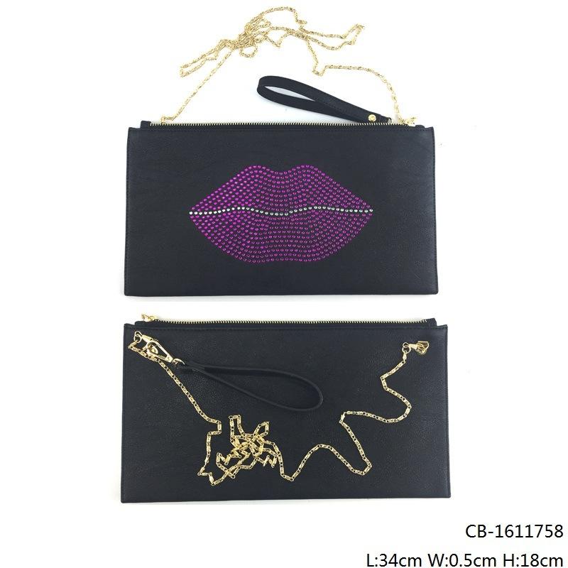 New Fashion Women PU Handbag (CB-1611758)