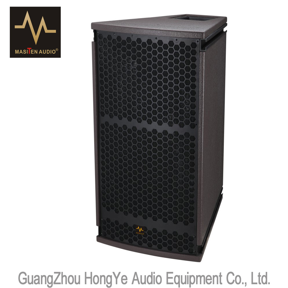 "as-2 15"" Two Way Passive System Professional Audio"