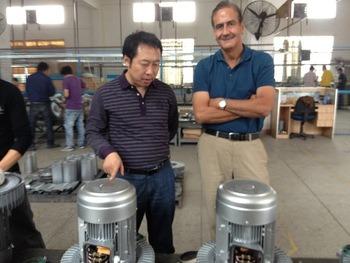 Shenzhen Supplier of Htb Medium Pressure Fan
