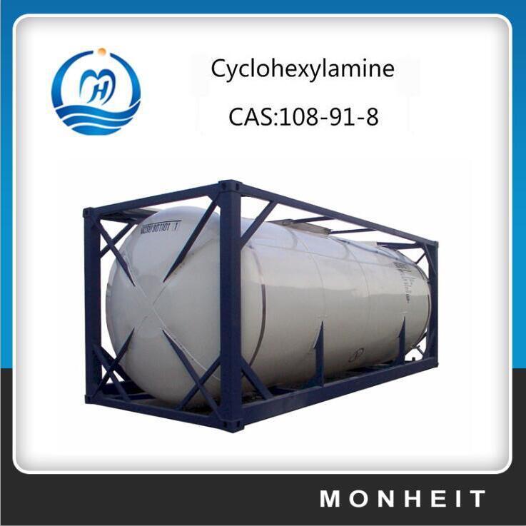 Bottom Price Aminocyclohexane for Food Additives CAS 108-91-8