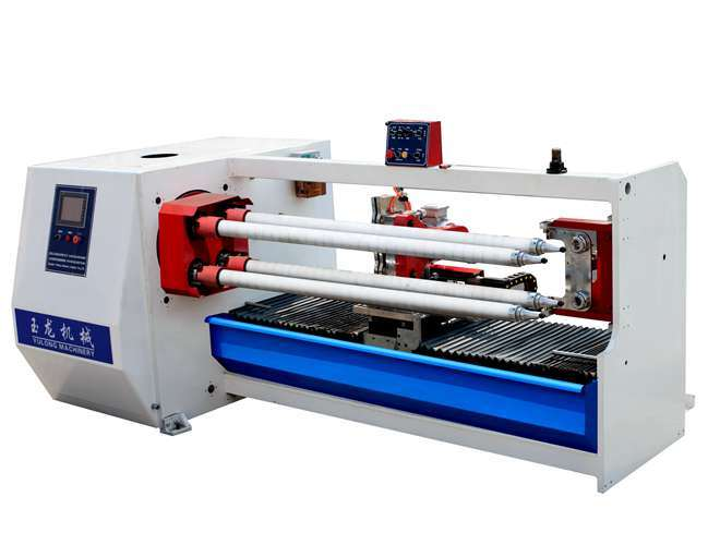 Four Shafts Two Blades Auto Cutting Machine