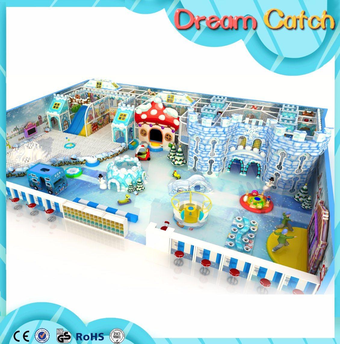 Rocket Series Kids Indoor Playground Manufacturer in Guangzhou