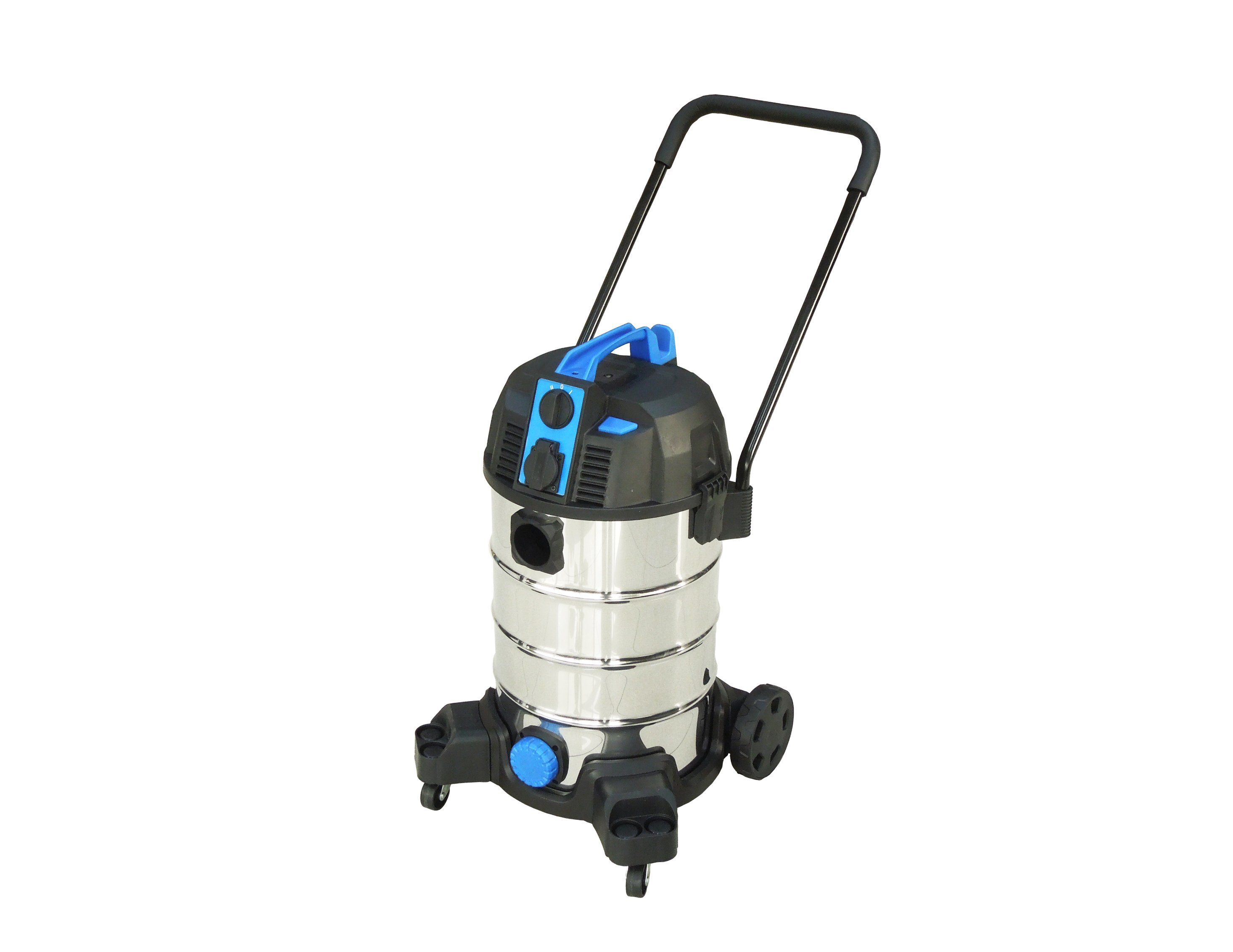 308-35L Stainless Steel Tank Wet Dry Water Dust Vacuum Cleaner with or Without Socket