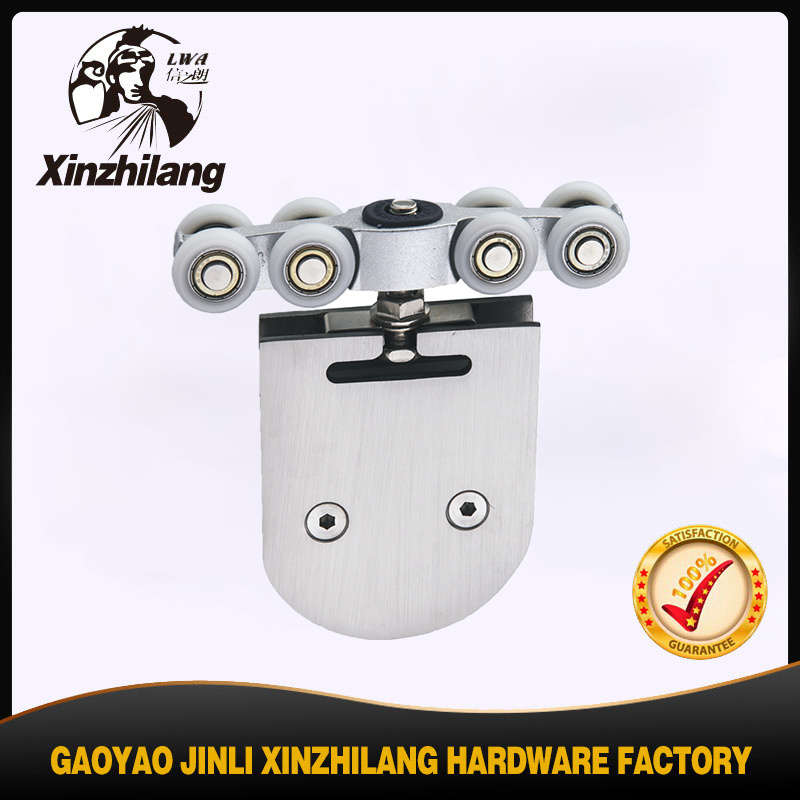 Made in China Heavy Duty Glassdoor Glass Clamp