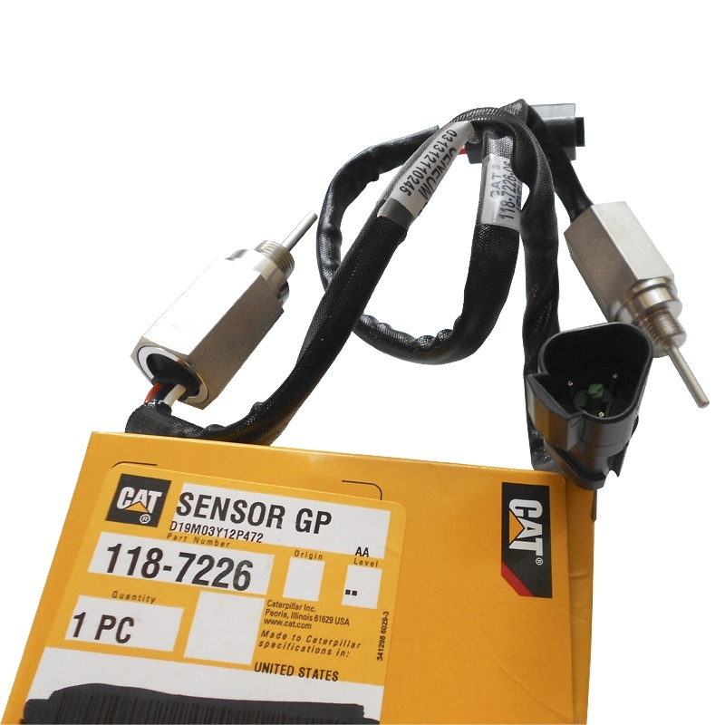 Pressure/Speed/Temperature Sensor