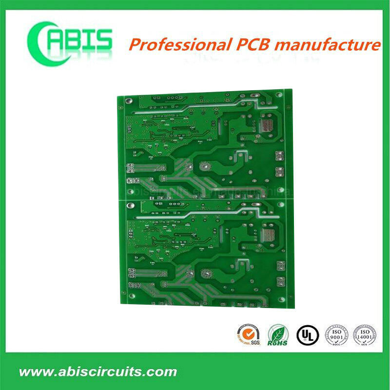 4 Layers Circuit Boards Green Printing Ink PWB