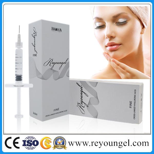 Sodium Hyaluronate Acid Filler Gel Ha Dermal Filler