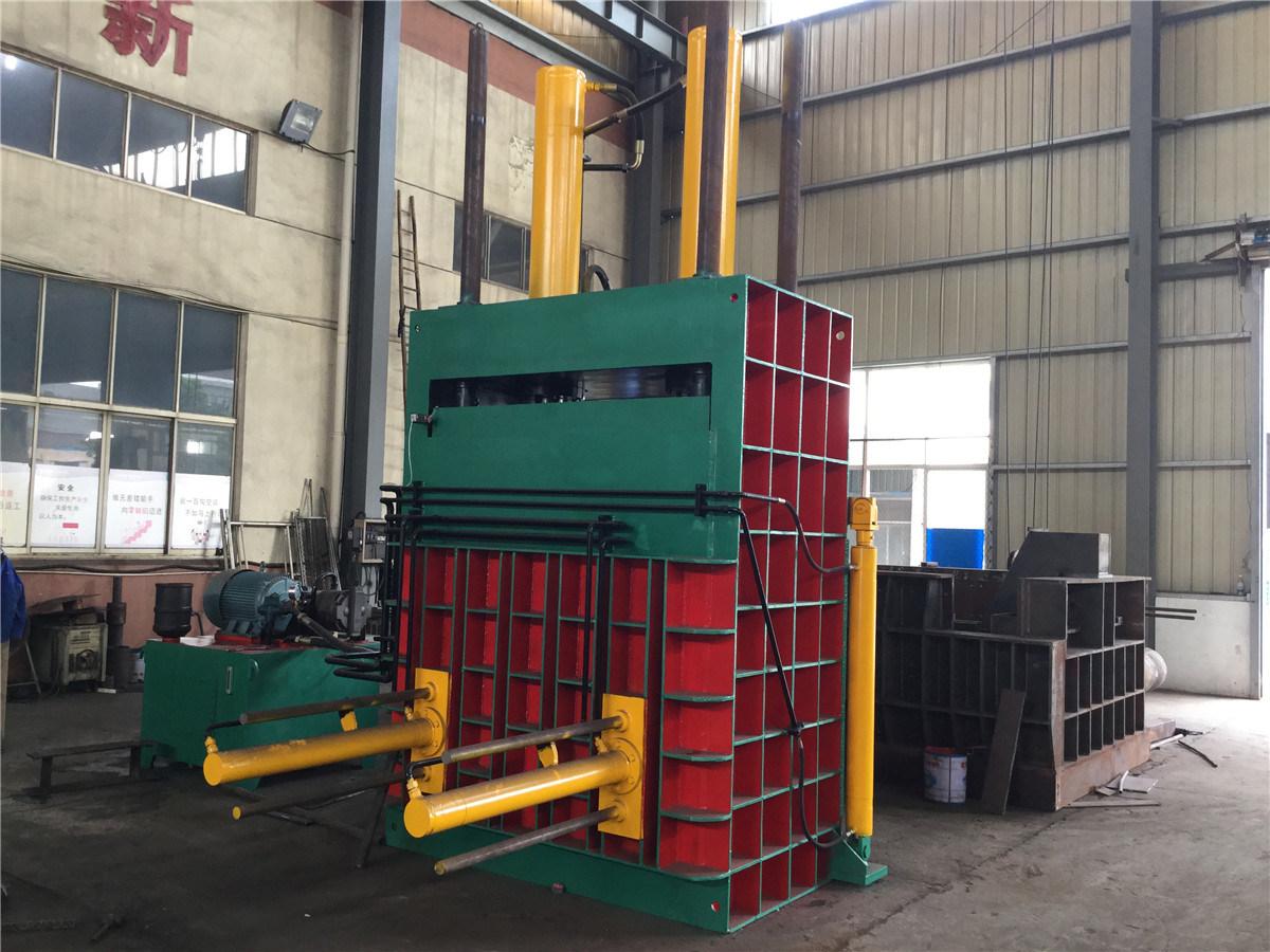Y82-400 Hydraulic Vertical Baler Machine